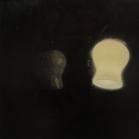 """Iš serijos """"Kasdienybės paviršiai"""", 2012 m.  Aliejus, lakas, drobė, 60 x 50 cm"""