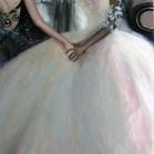Scilė ir Kirkė, 160/120 cm, akrilas, dr., 2012