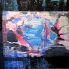 Paveikslo pabaiga, aliejus, drobė, 150x180, 2010.