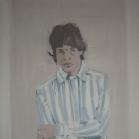 Jagger, 90x70 cm, aliejus, dr., 2012