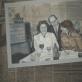 1976-ieji. Penkiasdešimtmetis, 2011,  drobė, aliejus, spauda,120x128 cm