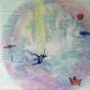Ateivis ir praeiviai, 110 x  130 cm, aliejus, drobė, 2013