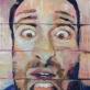 """""""Sudužę veidrodžiai"""", 100x70, drobė, aliejus, 2015"""