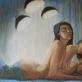 Susiskaldymas, drobė, aliejus. 109x139 cm, 2011