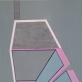 """""""Viršun"""", drobė, akrilas. 61cm x 46cm, 2013m."""