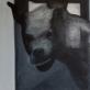 """iš serijos """"Paralelės"""" drobė, aliejus, 80x105cm, 2013 m."""