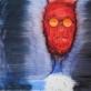 Saulėlydis, 44 x 54 cm, aliejus, drobė, 2017