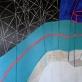 184 x 366 cm;  triptikas; mišri technika; preskartonas, porėmis