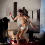 """Artūro Areimos spektaklis """"Nevykėlis"""", nuotr. Donato Stankevičiaus"""