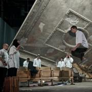 """Mūsų klasė"", nuotr. iš Yana'os Ross archyvo, http://yanaross.com/tadeusz-slobodzianek-our-class/."
