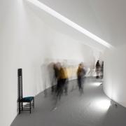 """""""White U"""" rekonstrukcija """"Japoniško namo"""" parodoje MAXXI, nuotr. iš pranešėjo asmeninio archyvo"""