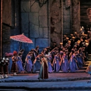 """""""Semiramidė"""", nuotr. iš """"Metropolitan opera"""" archyvo"""