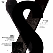 """Kirtimų kultūros centro organizuoto koncerto """"Susikirtimai"""" plakatas"""
