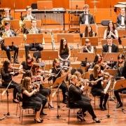 Vokietijos jaunimo simfoninis orkestras, nuotr. šaltinis Mažeikių meno festivalis