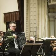 "Koncertas ""Nebaigtoji simfonija"", nuotr. D. Matvejevo"