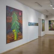 """Adelės Liepos Kaunaitės paroda """"Medžių rasė Art Lab"""", nuotr. G. Jasinsko"""
