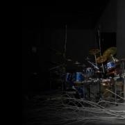"""Muzikos, šokio ir vaizdo spektaklis """"beTono"""", organizatorių nuotrauka"""