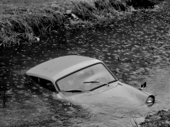 Arnold Odermatt: avarija kaip peizažo menas