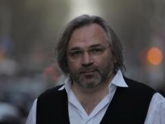 Susitikimas su režisieriumi Viktoru Kosakovskiu