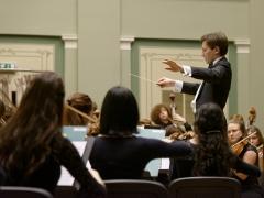 Orkestro ir Baltijos vienybė