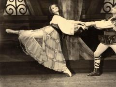 """Ada Tumalevičiūtė ir Sergejus Bilida balete """"Audronė"""""""