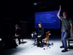 Politinis teatras ir jo kritika Zagrebe