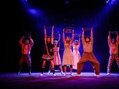 Vaikystės duona Keistuolių teatre