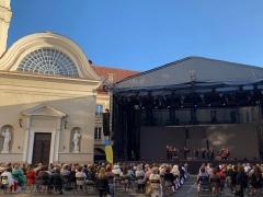 "Kristupo festivalyje – ""Kremerata Baltica"" ansamblis"