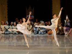 Devyniasdešimtmečio baleto jaunystė