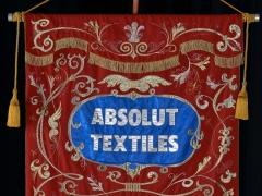 Lietuviškos tekstilės absoliutas