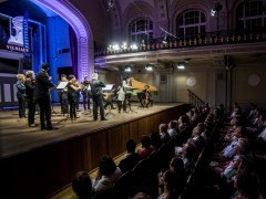 Sprogstamoji baroko muzikos galia