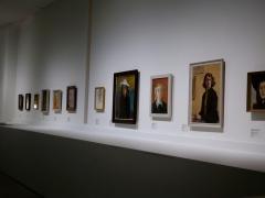 Autoportretų galerija.