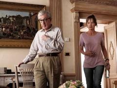 Woody Allenas, keliaujantis