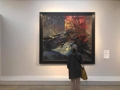 Lietuvos dailė Orsė muziejuje Paryžiuje