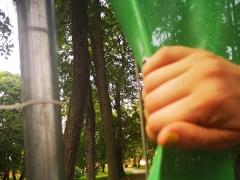 Bręsta visuomenės konfliktas dėl Sapiegų parko