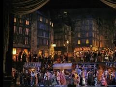 """Bohema"". ""Metropolitan opera"" nuotr."