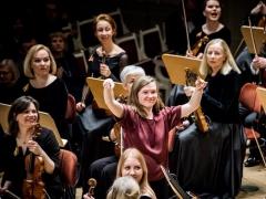 Pavasariui vartus atvėrė koncertai Varšuvoje ir Berlyne