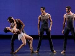 Baletas su amerikietišku gaivalu