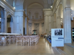 Petro Repšio grafikos paroda Bolonijoje
