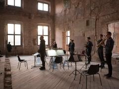 Ramūno Motiekaičio muzika iš dulkių ir pelenų