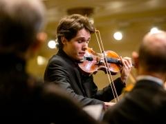 Pasaulinei smuikininkų šventei – 20