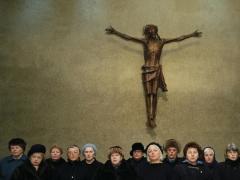 """Kadras iš filmo """"Jėzus, kurį pažįstate"""""""