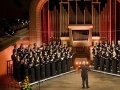 Kauno valstybinis choras daina pažymi Kovo 11-ąją