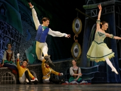 Baleto jubiliejaus staigmenos