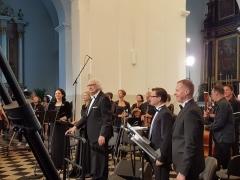 """Marijampolėje skambėjo """"Lietuviškasis Requiem"""""""