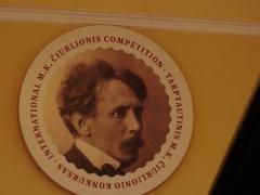 M.K. Čiurlionio pianistų ir vargonininkų konkurso I turui pasibaigus
