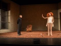 Žmogaus idealo paieškos ir žaidimas teatru