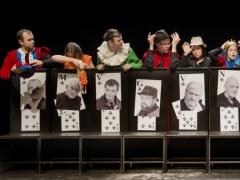 Ko Aidas Giniotis moko teatro kritikus