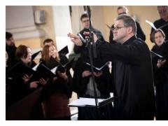 Motetų vėrinys muzikos patriarchui