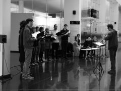Muzikos laboratorija mieste